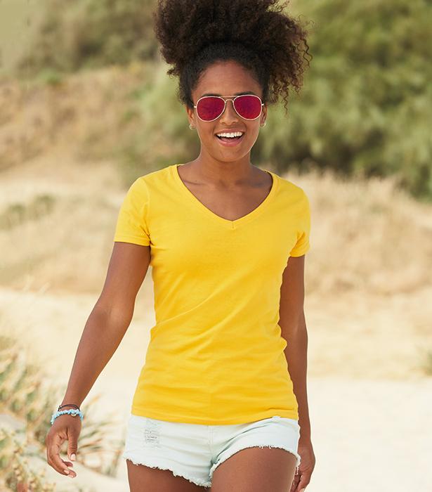 Lady fit Original T-Shirt – Article No.61398