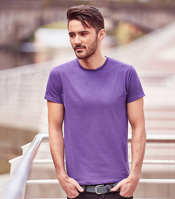 MENS SLIM FIT T-SHIRT – 155M